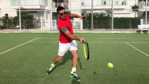 Il maestro Nazionale di Tennis Roberto Babini
