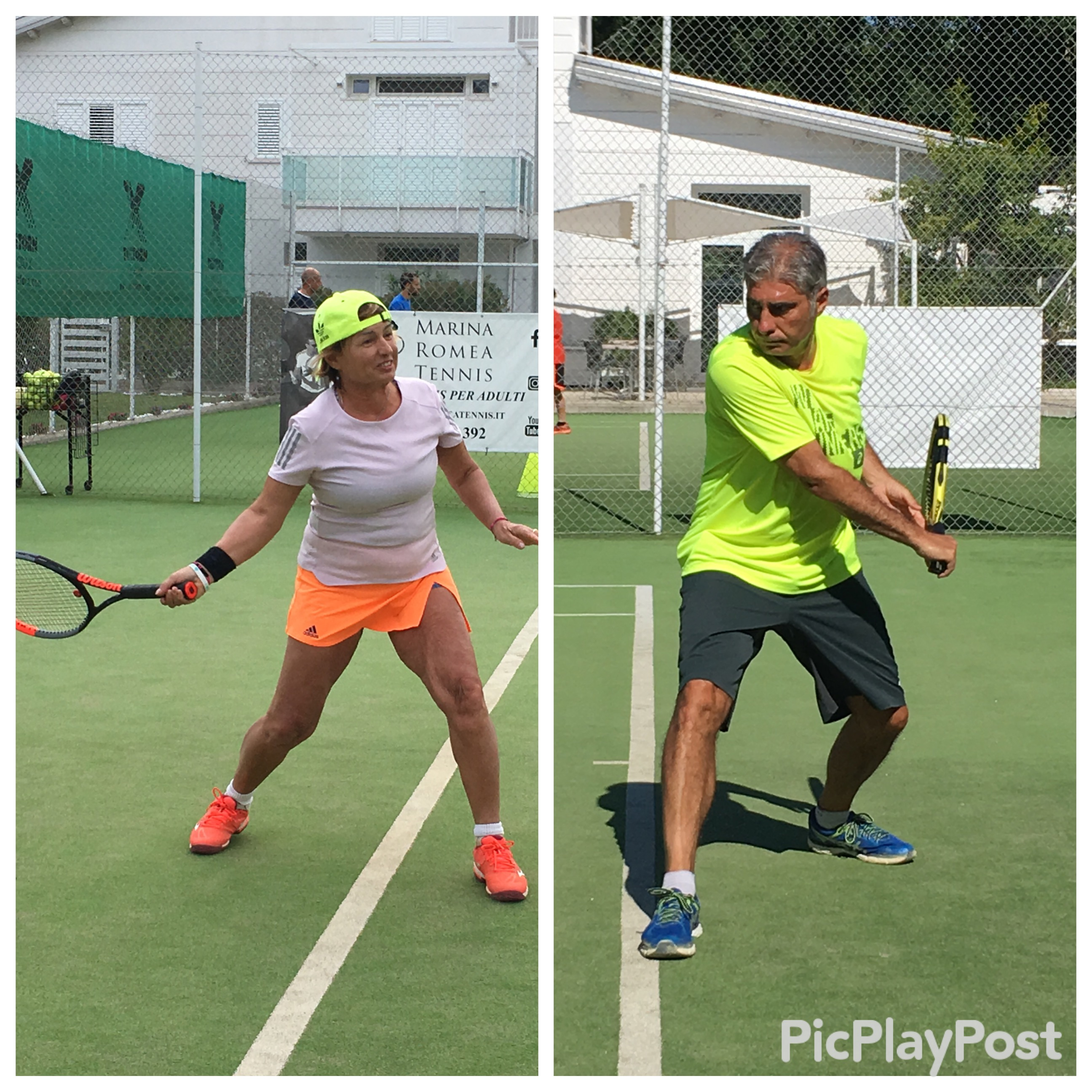 STAGE DI TENNIS INTENSIVO 3/4 AGOSTO
