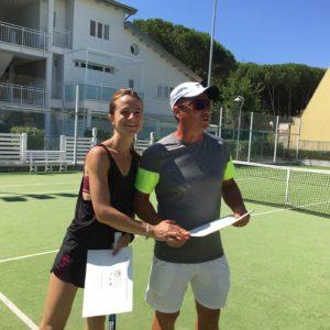 MARINA ROMEA LONG WEEKEND DI TENNIS DI PASQUA 11/12/13 APRILE (L'aspetto mentale nel tennis)